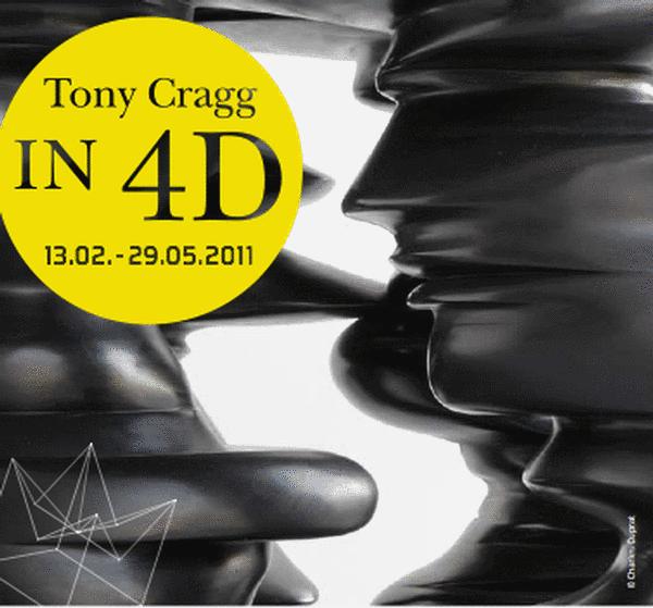 Tony Cragg. In 4D dal fluire alla stabilità
