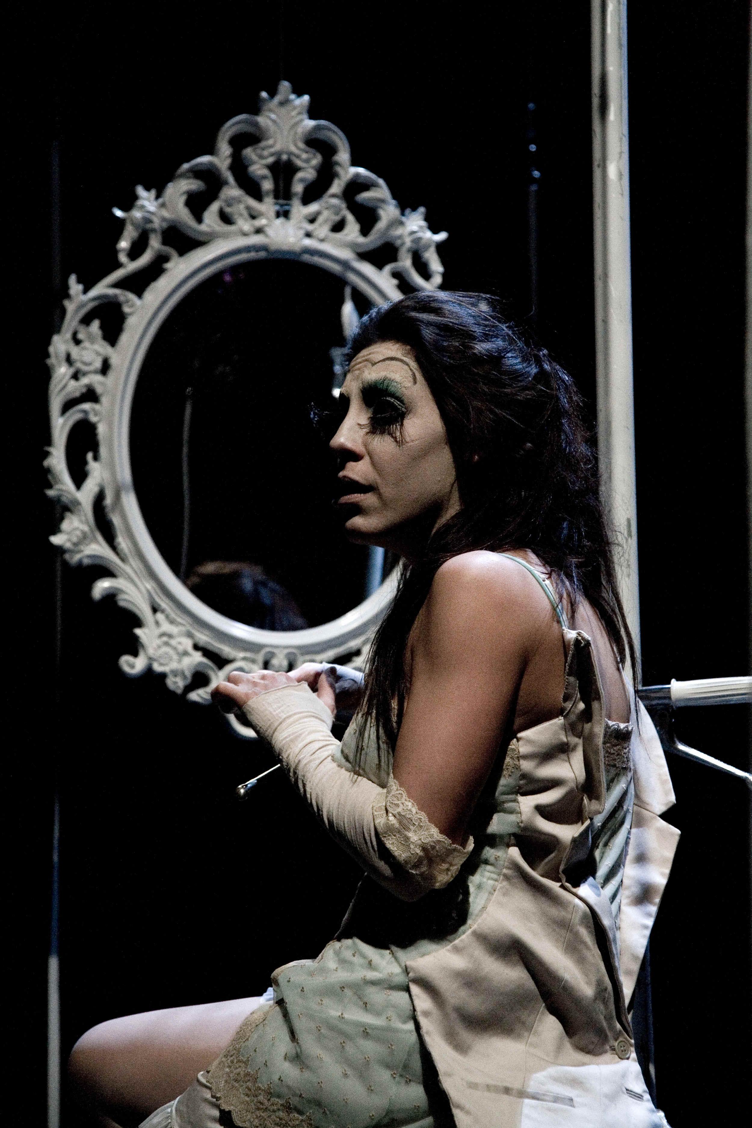 Stanza di Orlando Spazio Off a Trento e al Teatro Argot di Roma