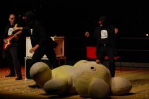 Tony Clifton Circus, comicità senza tregua