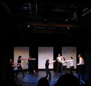 Lo Spazio si chiama 14 e insegna il teatro a Trento