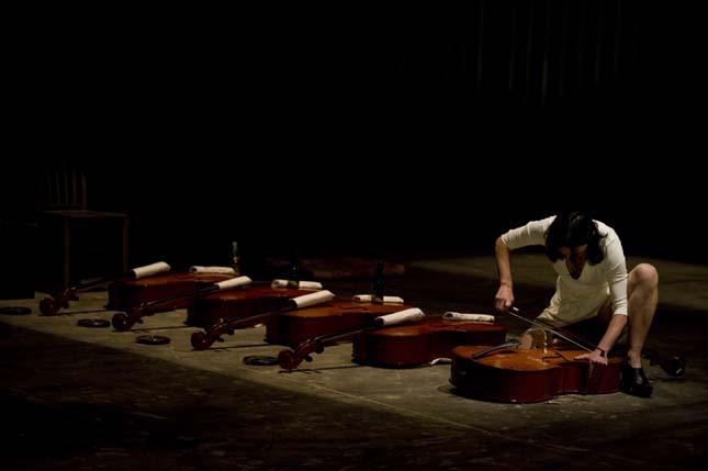 Il debutto italiano di Angélica Liddell al VIE Festival