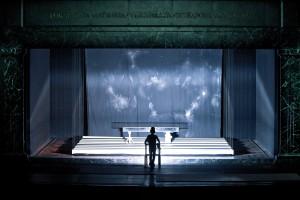 Il velo nero del pastore di Romeo Castellucci al Teatro Ariosto-Festival Aperto