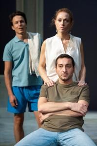 """Il Ritorno di Carlotta Clerici è un """"ritorno"""" alla drammaturgia contemporanea. Regia di Marco Bernardi"""