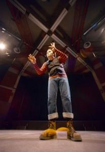 MicroscOpera del Teatro a Molla, l'improvvisazione teatrale è di scena a Bologna