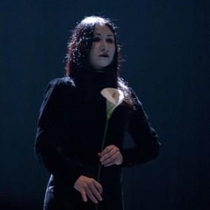 Ouverture Alcina con Ermanna Montanari da Mosca al Teatro Valle di Roma