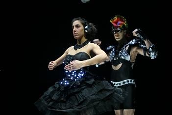 Elektrika, un'opera techno al Teatro Argot Studio di Roma
