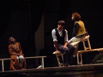 Karamazov di César Brie al Teatro delle Passioni di Modena