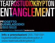 Entanglement, la nuova stagione del Teatro Studio -Krypton di Scandicci