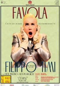 """La """"Favola"""" di Filippo Timi racconta che la vita è anche una fiaba a cui credere"""