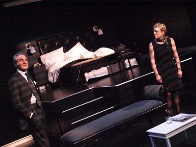 L'amante di Pinter al Teatro Due di Parma