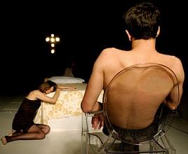 Omaggio a Pasolini nel 90esimo della nascita. Va in scena Orgia ai Teatri di Vita