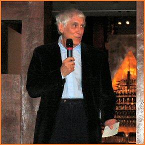 Franco Quadri uomo di teatro patafisico. Centro La Soffitta di Bologna