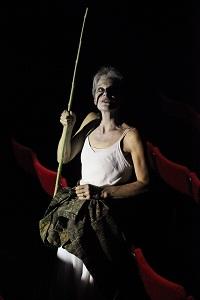 L'Angelo dell'inverno con Silvia Pasello al Teatro Francesco di Bartolo di Buti