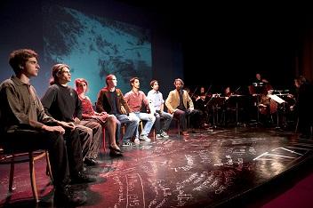 6A zona Storie di una formazione partigiana in scena al Teatro Duse di Genova e su Radio Rai 3 Suite