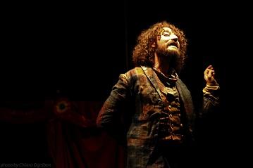 Groppi d'amore nella scuraglia al Teatro Portland di Trento