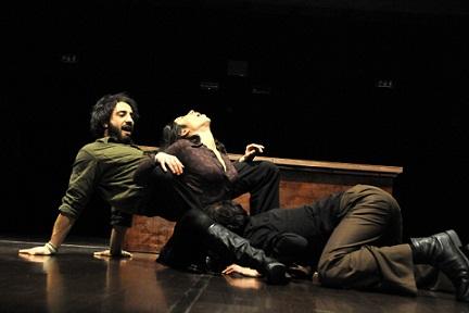La Trilogia di Nietzsche Amor fati, L'anticristo, Morte di Zarathustra in prima nazionale al Teatro Akropolis di Genova
