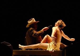 Don Giovanni, a cenar teco di Antonio Latella. Prima nazionale al Teatro Testoni di Casalecchio
