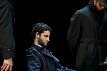 Giulio Cesare di Shakespeare per la regia di Carmelo Rifici al Piccolo Teatro Strehler di Milano