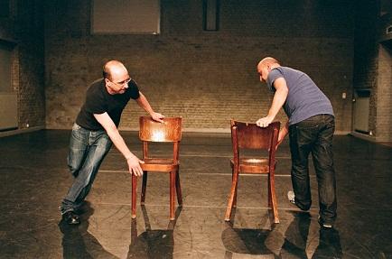 Speaking Dance di  Jonathan Burrows e Matteo Fargion al Vie Festival