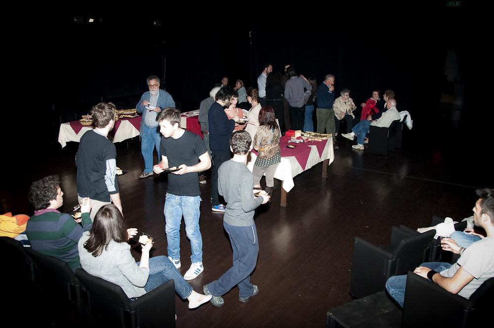 """La festa in """"scena"""" di Rumor(s)cena al Teatro Akropolis di Genova"""