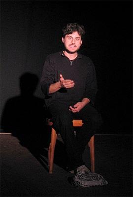 La Tana della iena, storia di Hassan un ragazzo palestinese al Teatro Portland di Trento