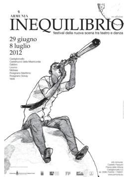 """È un """"Inequilibrio"""" di lunga vita e appare per la XV edizione a Castiglioncello: il festival della nuova scena tra teatro e danza"""