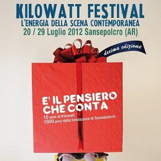 """""""E' il pensiero che conta"""": fiancheggiatori e visionari a confronto con le compagnie teatrali a Kilowatt Festival"""