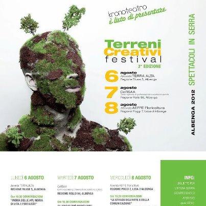 """Cresce su """"Terreni Creativi"""", il festival di Kronoteatro ad Albenga dove il teatro entra nelle aziende agricole"""