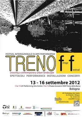 Al via il primo Fringe Festival a Bologna TRENOoff, ideato dalla compagnia Instabili Vaganti