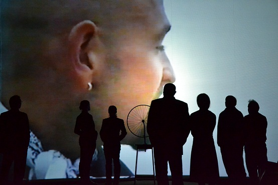Pantani di Marco Martinelli Teatro delle Albe al Teatro Rasi di Ravenna in prima nazionale