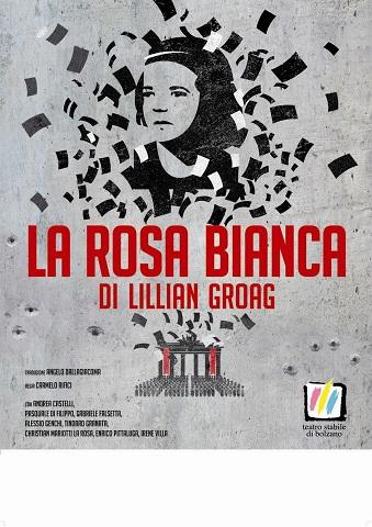 La Rosa Bianca di Lillian Groag in prima nazionale al TSB Teatro Studio di Bolzano, regia di Carmelo Rifici.