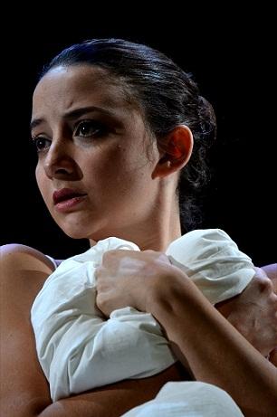 I miei occhi cambieranno con Federica Cola al Teatro Metastasio di Prato