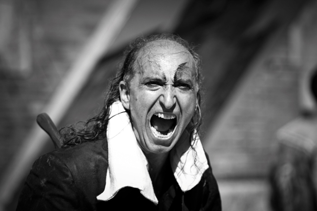 """""""Mercuzio non vuole morire"""" della Compagnia della Fortezza, dal carcere di Volterra al Palladium di Roma"""