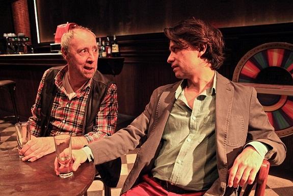 Forse tornerai dall'estero di Andrea Montali in prima nazionale al Teatro Stabile di Bolzano. Regia di Leo Muscato