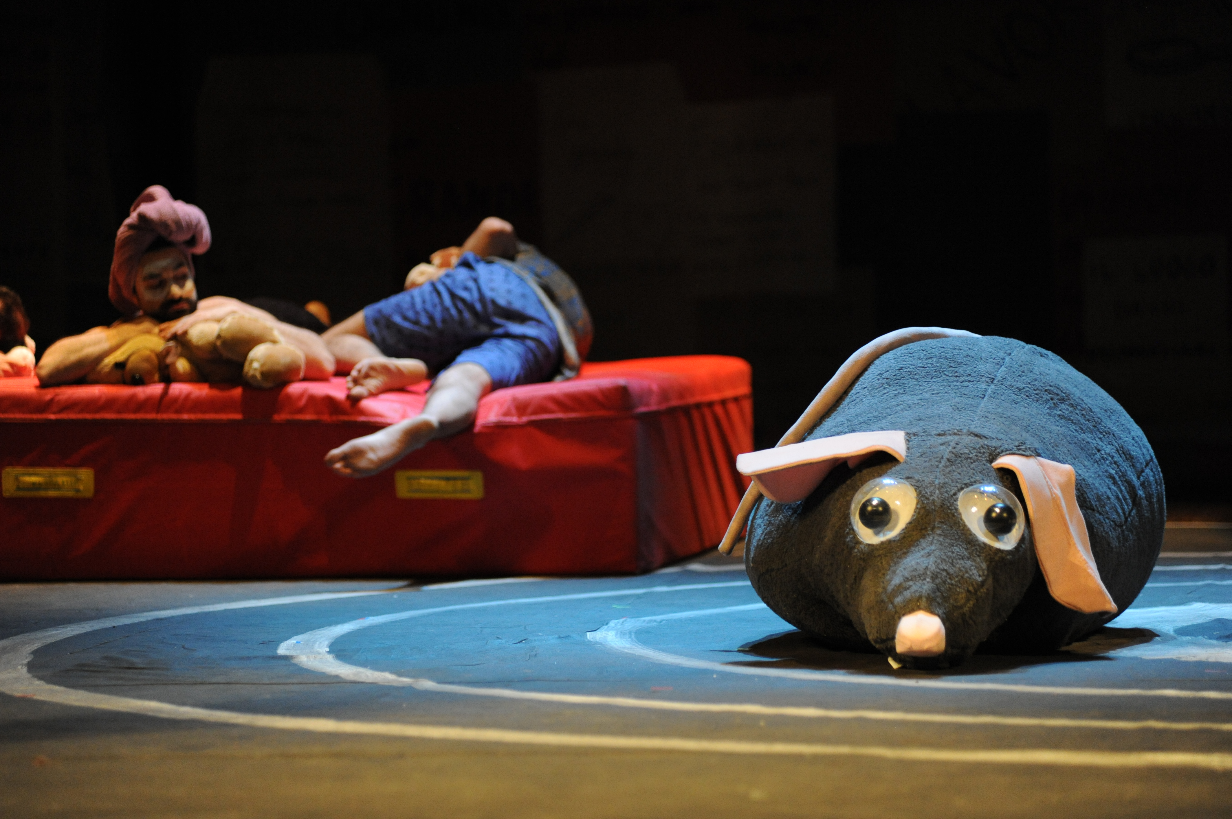 Les Jeux Sans Frontières del Ratto d'Europa. Le tante Europe d'Europa, il senso di comunità e il teatro che diverte