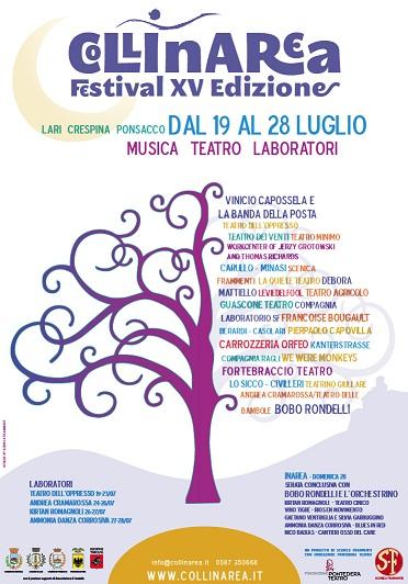 Il genius loci a Lari dove va in scena Collinarea il festival di Scenica Frammenti e Pontedera Teatro