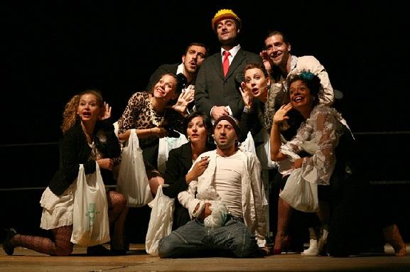 I vincitori del  Premio Scenario a B.motion Teatro