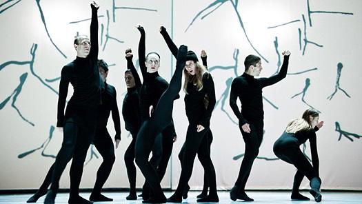 "Henri Michaux Mouvements"" e ""Gymnopédies"" di  Marie Chouinard in prima nazionale ad Operaestate di Bassano"