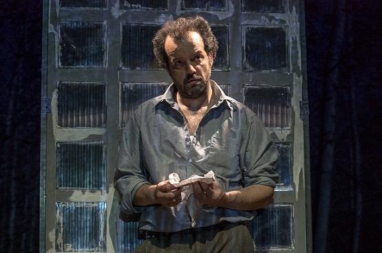 """Un bès-Antonio Ligabue""  racconta la vita di uomo solo con la sua pittura. Mario Perrotta rivive le sue gesta"