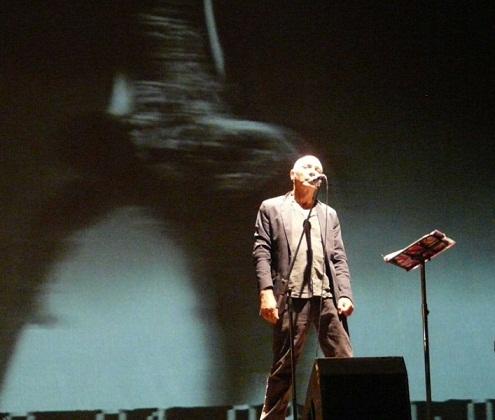 Danio Manfredini: il mestiere dell'attore