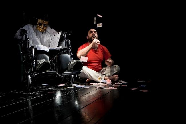 Il Buco – un monologo psicanalitico