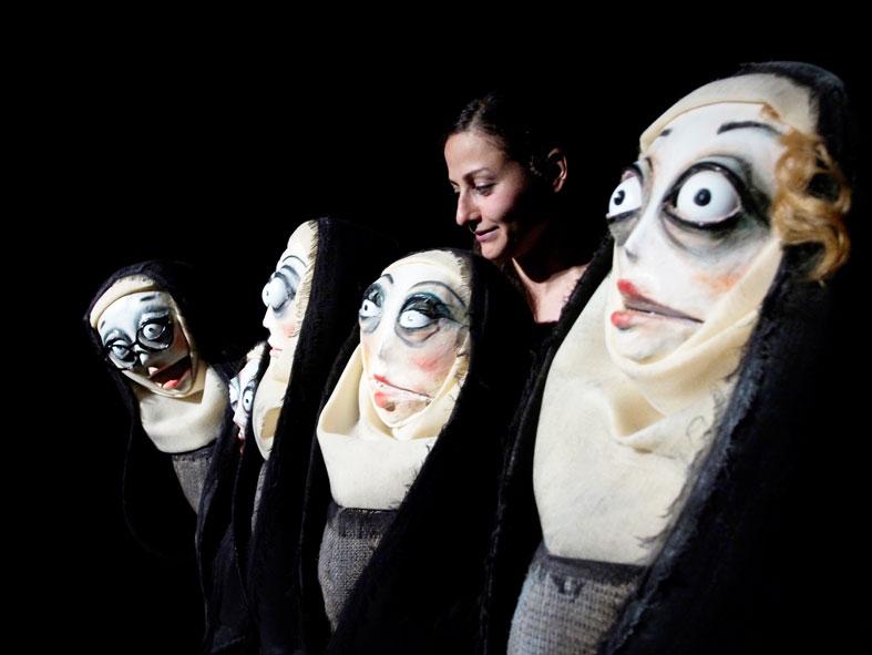 La semplicità ingannata di Marta Cuscunà al Teatro Comunale di Gries (Bolzano)