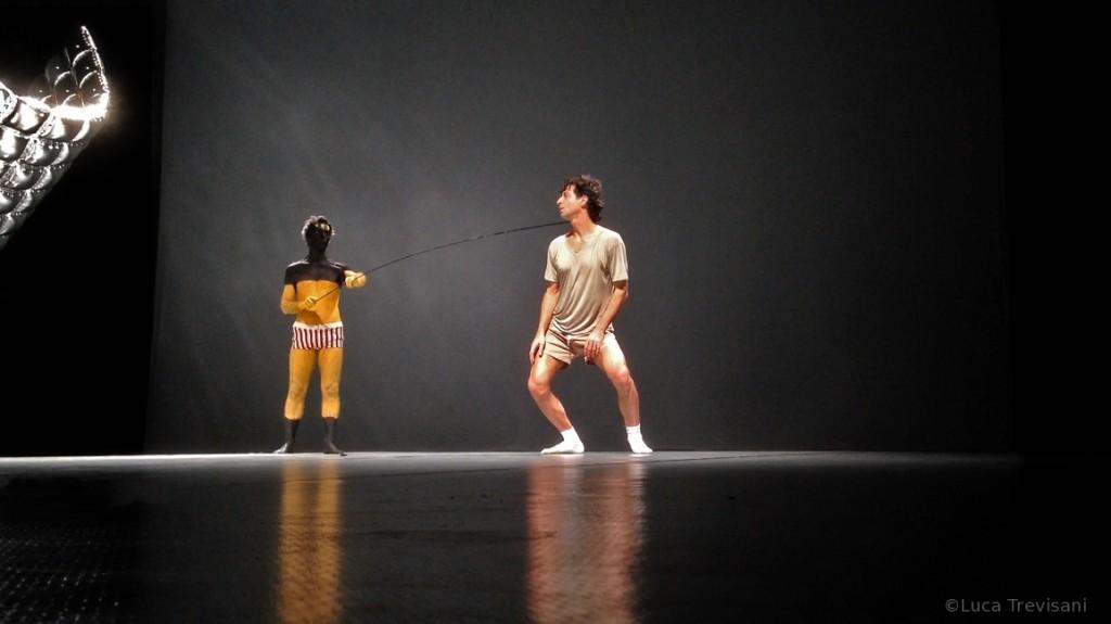 MK al Teatro Argentina – Robinson nel magico rituale della danza