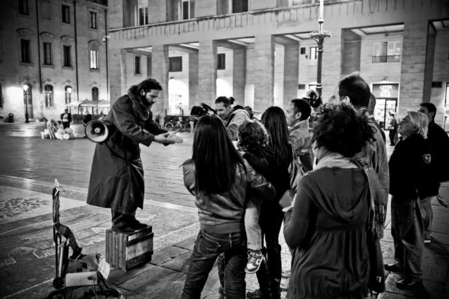 Barbonaggio teatrale: Ippolito Chiarello e la forza del cambiamento