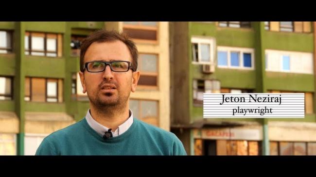 La generazione parallela: testo inedito del drammaturgo kosovaro Jeton Neziraj