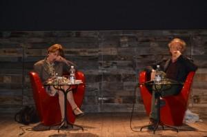 Roberta de Monticelli e Gherardo Colombo - Credito fotografico di Valentina Bifulco