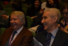 Remo Bodei e Stefano Rodotà