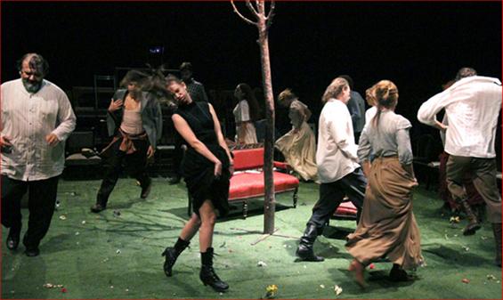 Teatro Nazionale Serbo _ Il Gabbiano