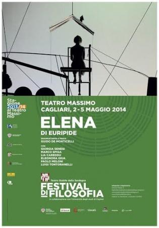 """Il Festival della Filosofia al Teatro Stabile della Sardegna. A Cagliari si discute di """"bellezza creata e dissipata"""""""