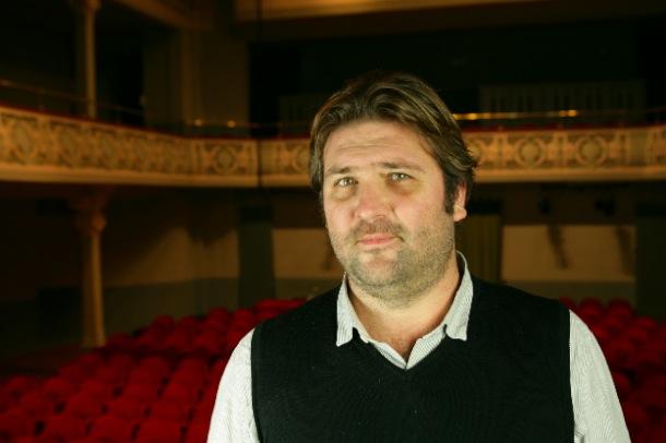Walter Zambaldi nuovo direttore del Teatro Stabile di Bolzano
